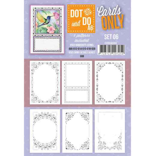 Dot and Do - Cards Only - Set 06