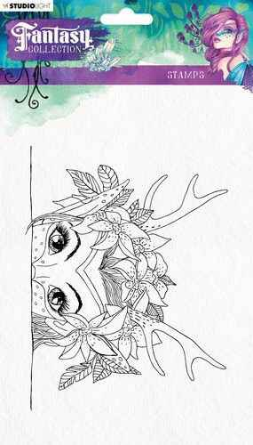 Studio Light Clearstempel A5 Fairy Fantasy Collection nr.375