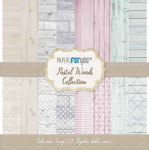 Pastel Woods Collection (12 vel)