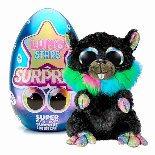 Lumo Stars Collectible Surprise Egg - Bever Clever