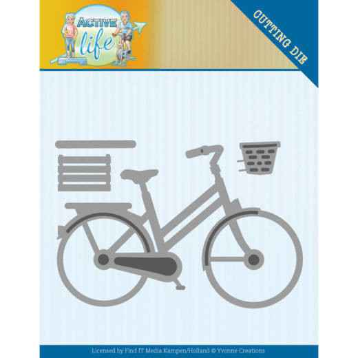 Yvonne Creations - Active Life - Bicycle  YCD10195