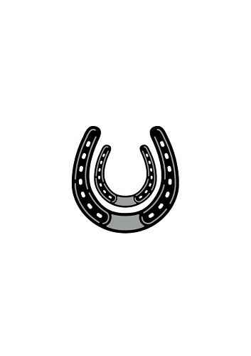 Craftable Horse shoe - CR1296