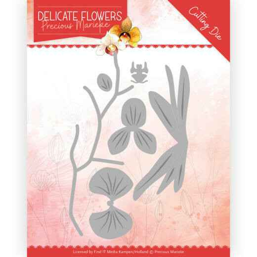 Delicate Flowers - Build up Orchid Precious Marieke PM10177
