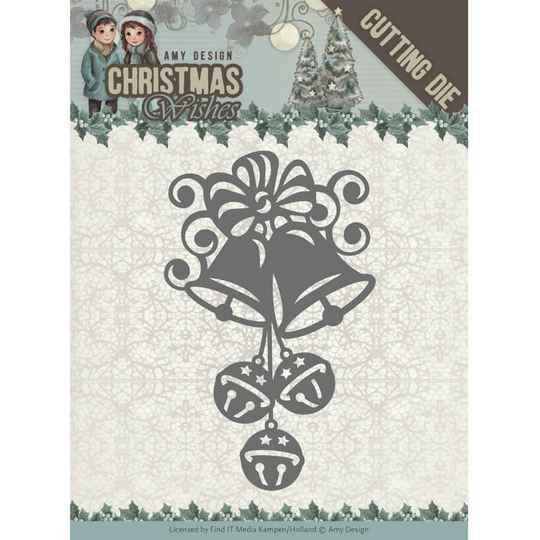 Amy Design – Christmas Wishes – Christmas Bells ADD10151