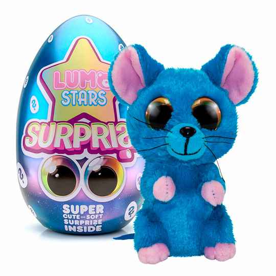 Lumo Stars Collectible Surprise Egg - Muis Maisy