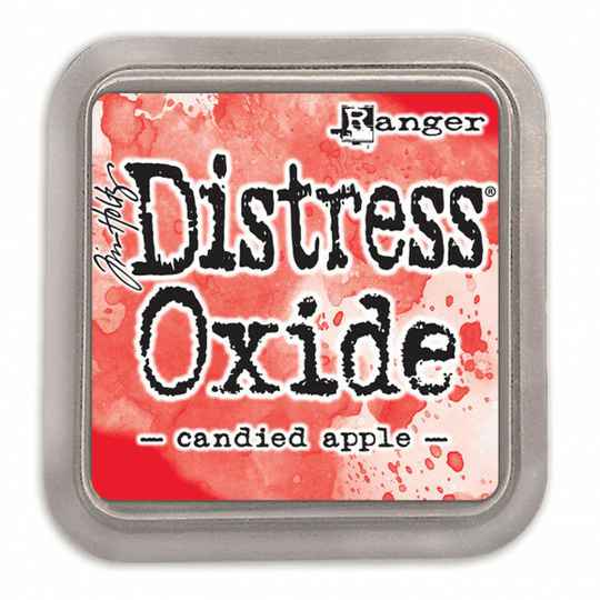 Distress oxide candied apple - TDO55860