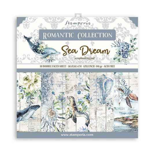 Stamperia Romantic Sea Dream