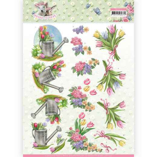 Amy Design - Spring is Here - Tulips - CD11277