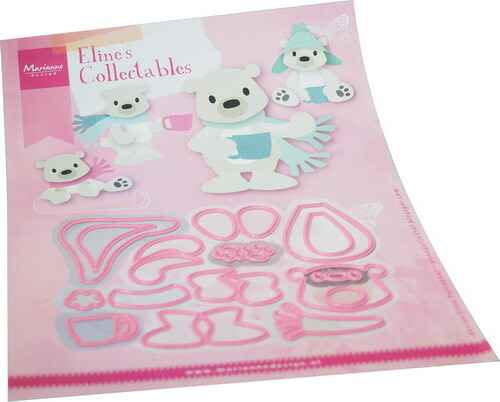 Collectables Eline's Arctic bear   COL1502