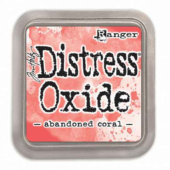 Distress oxide abandoned coral - TDO55778