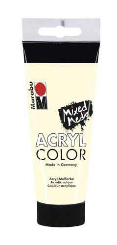 Acrylcolor 100 ML - Ivoorwit