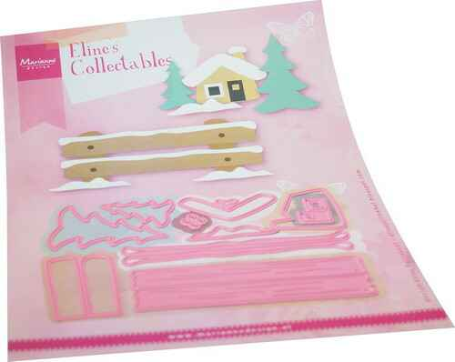 Collectables Eline's Winter accessories   COL1503