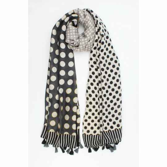 Shawl Orbi - Antracite Grey