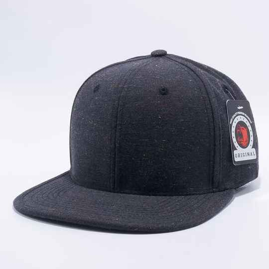 Light black 5 strip cap