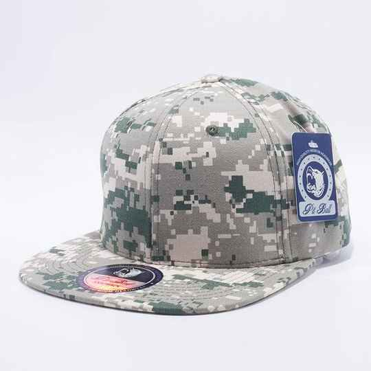 Militair 5 strip cap
