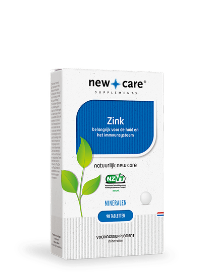 New Care Zink  90 tabletten
