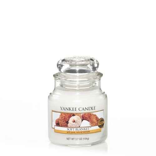 Yankee Candle Small Jar Soft Blanket