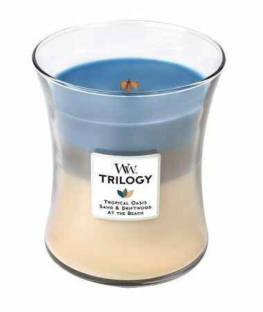 Woodwick Trilogy Medium Nautical Escape