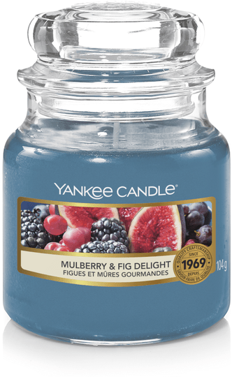 Yankee Candle Small Jar Mulberry & Fig Delight