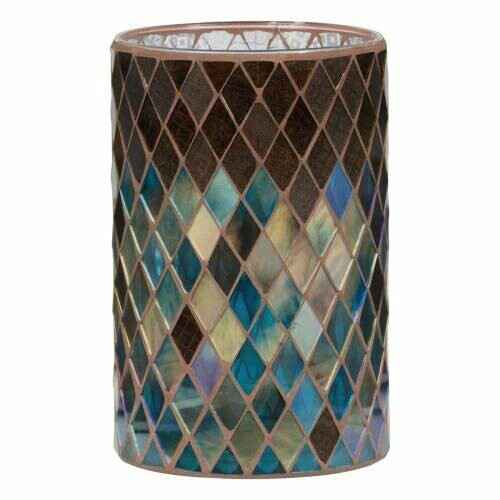 Yankee Candle Jar Holder Autumn Mosaic
