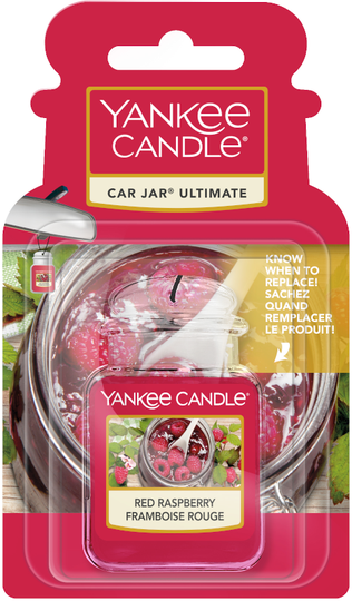 YC Red Raspberry Car Jar Ultimate