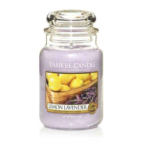 Yankee Candle Large Jar Lemon Lavender