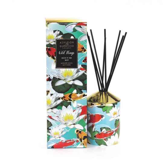 Ashleigh & Burwood Don't Be Koi Wild Things Reed Diffuser