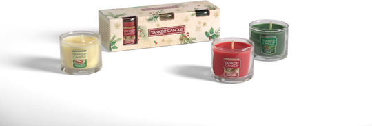 Yankee Candle - Magical Christmas Morning - 3 Filled Votives
