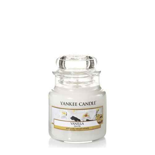 Yankee Candle Small Jar Vanilla