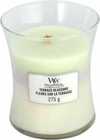 WoodWick Trilogy Medium Terrace Blossoms