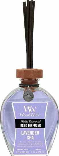 Woodwick Reed Diffuser Lavender Spa