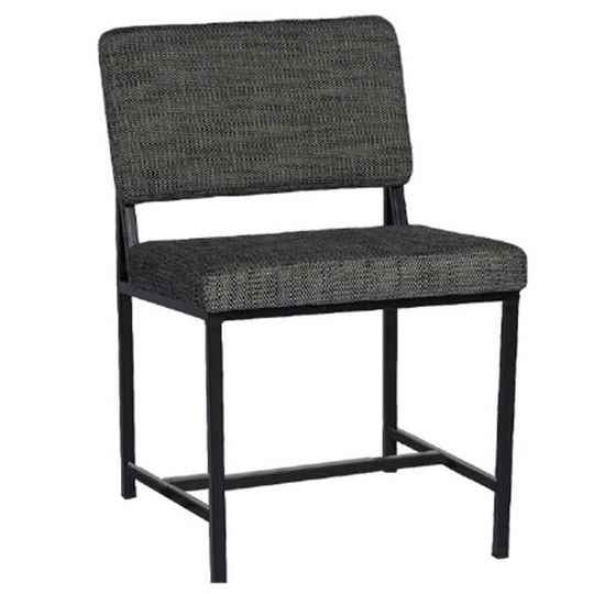Lifestyle ATKINSON DINING CHAIR ANTHRACITE