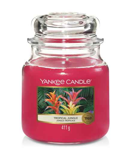 Yankee Candle  Tropical Jungle Medium Jar