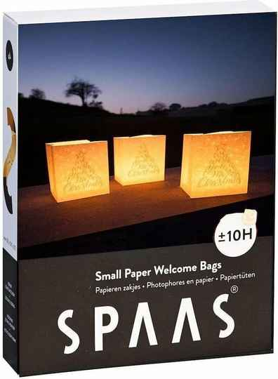 Spaas small paper Christmas bags