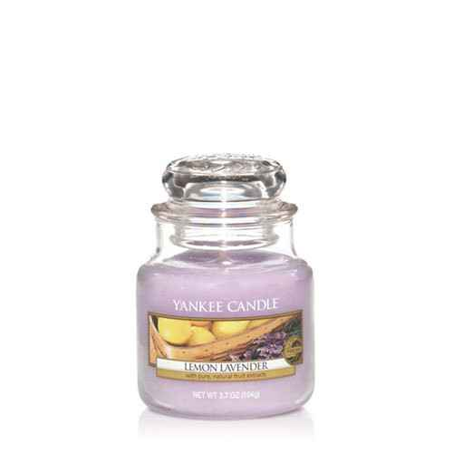 Yankee Candle Small Jar Lemon Lavender