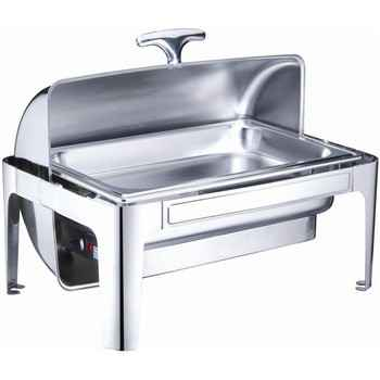 Roll top chafing dish op electriciteit
