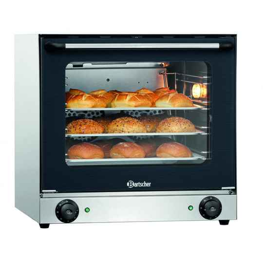 Barcher oven