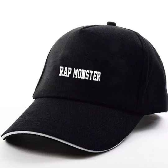 Baseball cap BTS RAP MONSTER