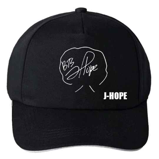 cap getekend J-HOPE BTS