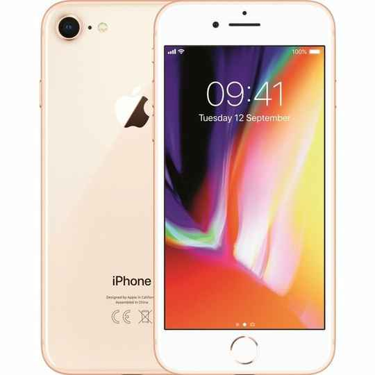 iPhone 8 64GB Goud