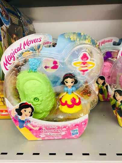 Disney Magical Movers - Sneeuwwitje - Snow white - Blanche neige