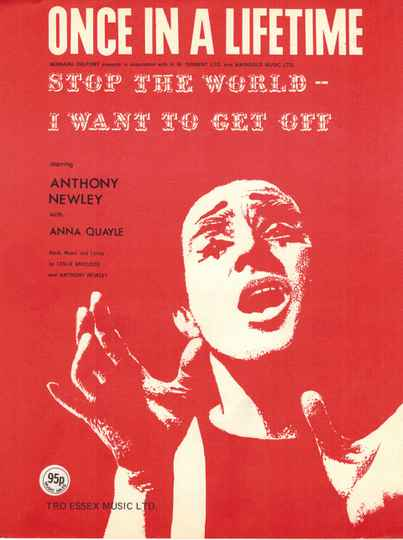 Once in a lifetime - Stop the world - I want to get off